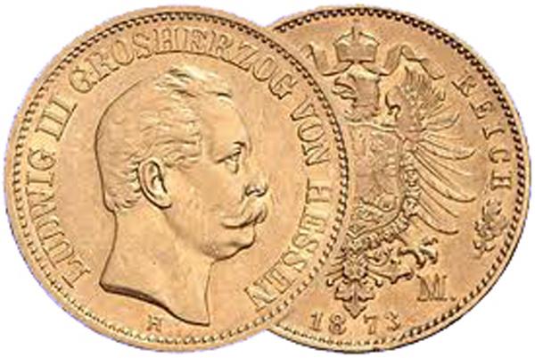 Seit 1848 regierte Großherzog Ludwig III. von Hessen