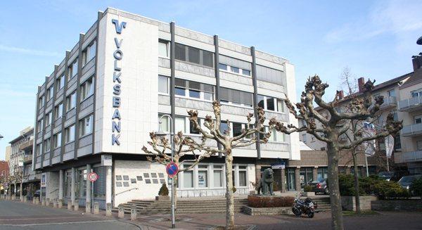 Hauptfiliale Rüsselsheimer Volksbank